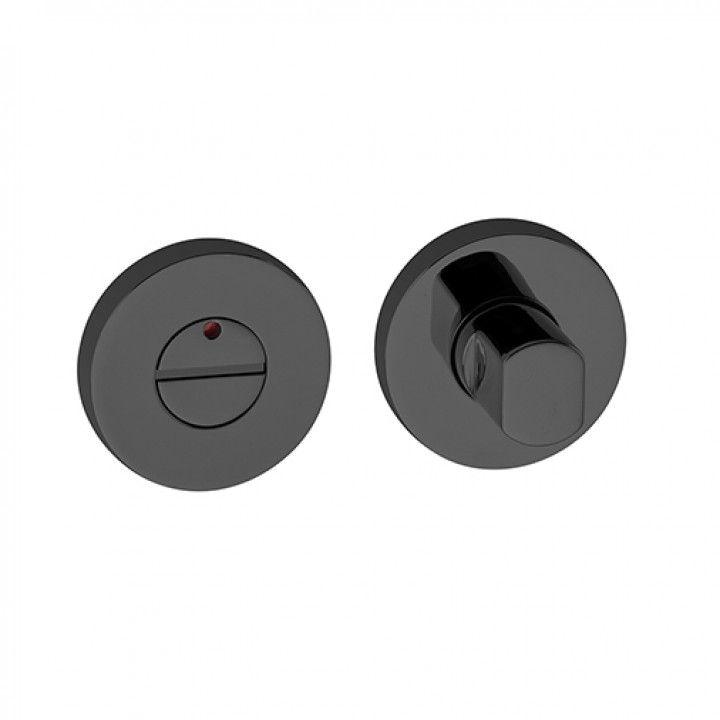 Fecho de casa de banho com ou sem indicador de cor - Polido