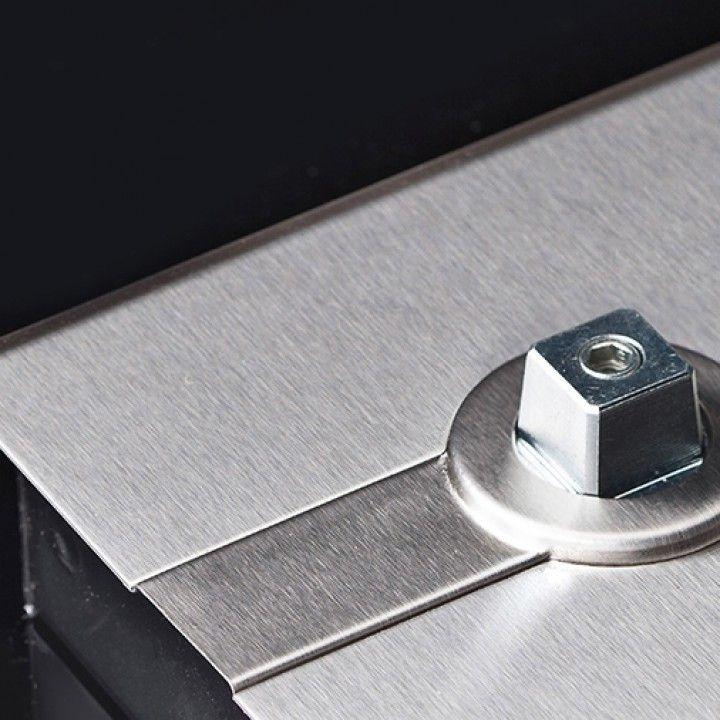 Quadradilho standard, para cierra puerta de suelo