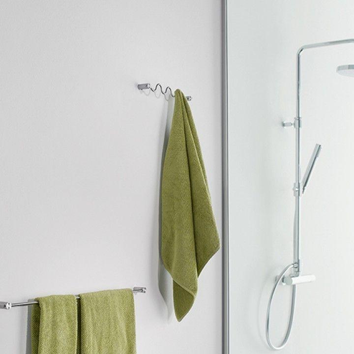 Towel holder Mimetic - Ø19mm - 260mm