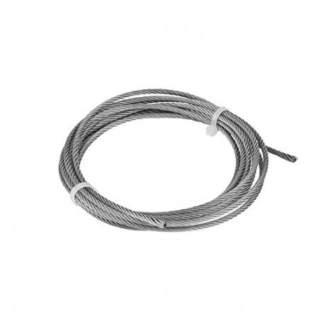 Stainless steel wire rope - 2,5mm