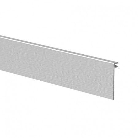 Aluminium upper cover for track IN15072 - 3000mm