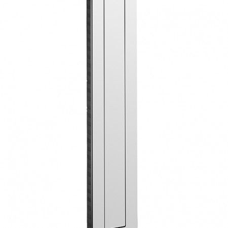 Rectangular Flush handle with cover - 300 x 55mm Polished
