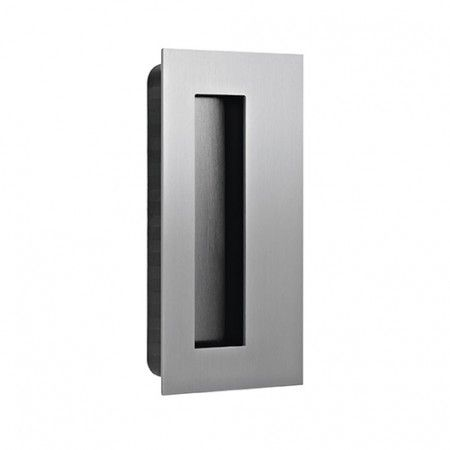 Rectangular Flush handle - 135 x 70mm