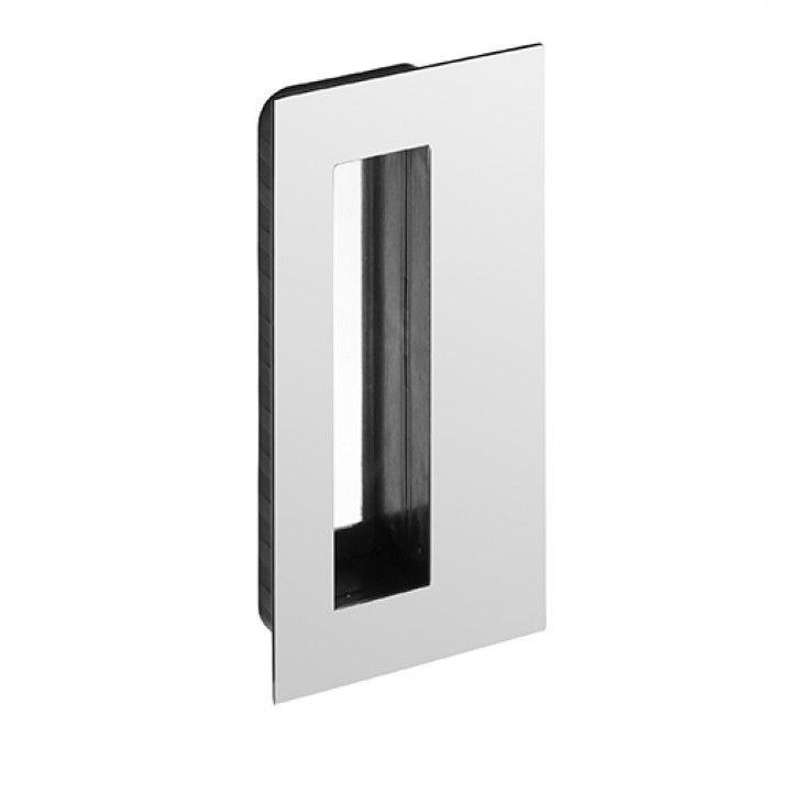 Rectangular Flush handle - 135 x 70mm