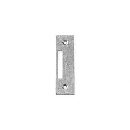 Strike plate to install in the door frame To use with IN17501/502