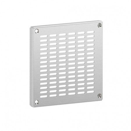 Reinforced ventilator with fixing screw - 150 x 150mm