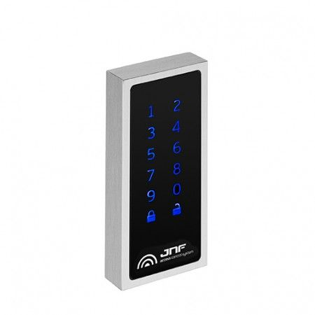 Electronic lock for lockers with keypad Gris