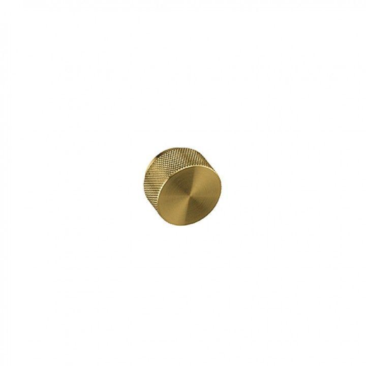 Furniture knob WATCH  - TITANIUM GOLD