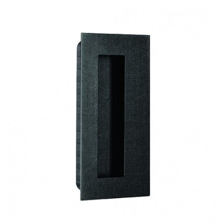 Rectangular Flush handle - 135x70mm RAW