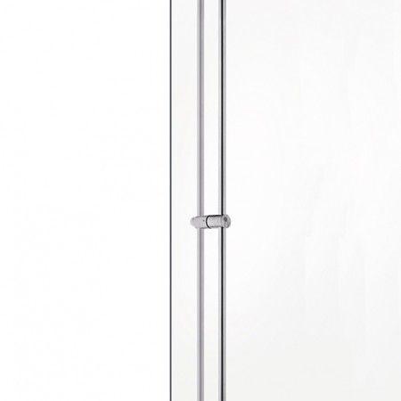 Manillon con cerradura para puertas de cristal - con bombillo JNF S20 Medida especial (1800-2200mm)