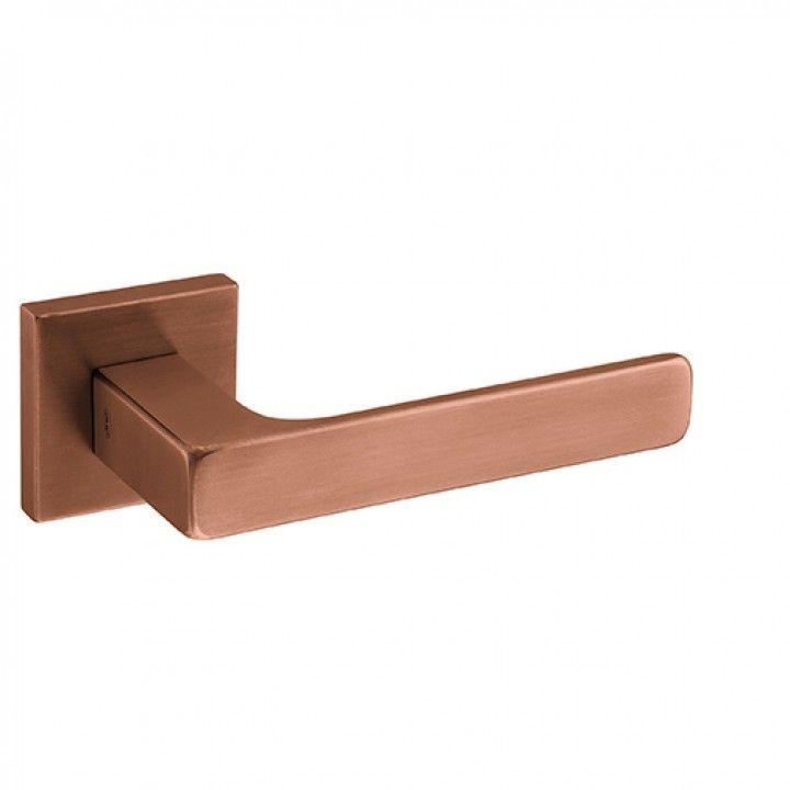 Manilla de puerta - Kyoto Easy fix - Titanium Copper