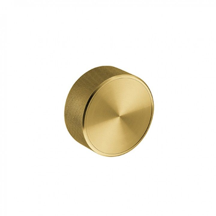 Lever handle - Contact only Touch to Open - Titanium Gold