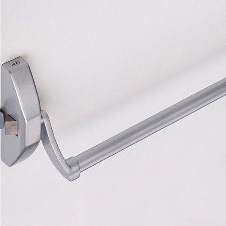 Antipanic Reversible Lock for Single Doors - RAL9006 + IN20950