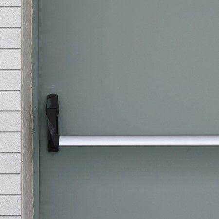 Cerradura antipánico reversible para puertas de 1 hoja