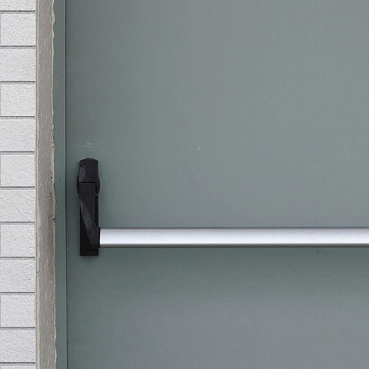 Antipanic Reversible Lock for Single Doors