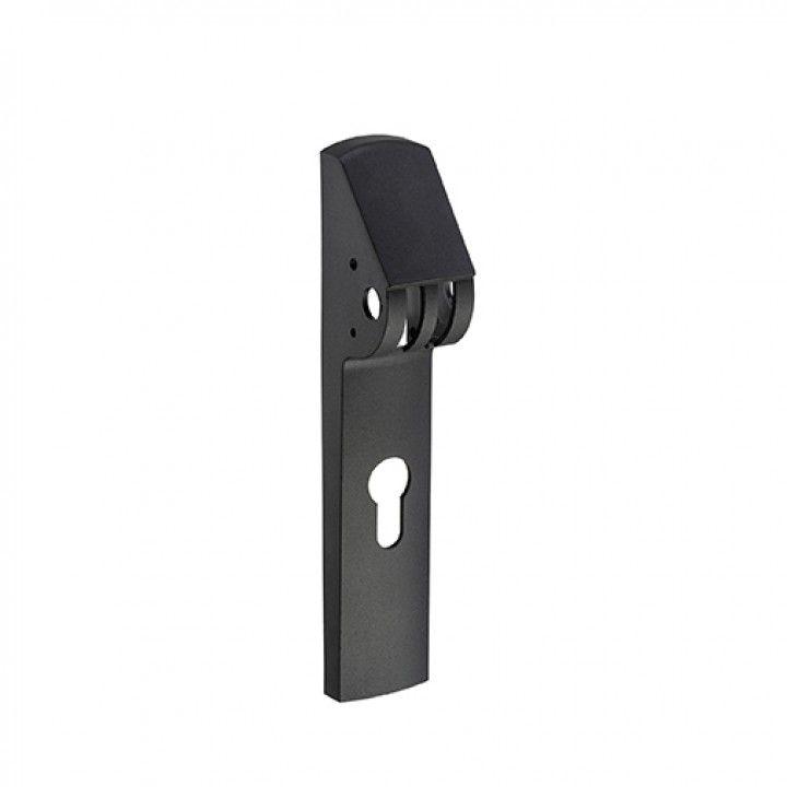 Placa para cilindro europeu - para fechadura anti-pânico FA20945