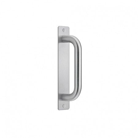 Plate 215 x 45mm with handle - Ø19mm