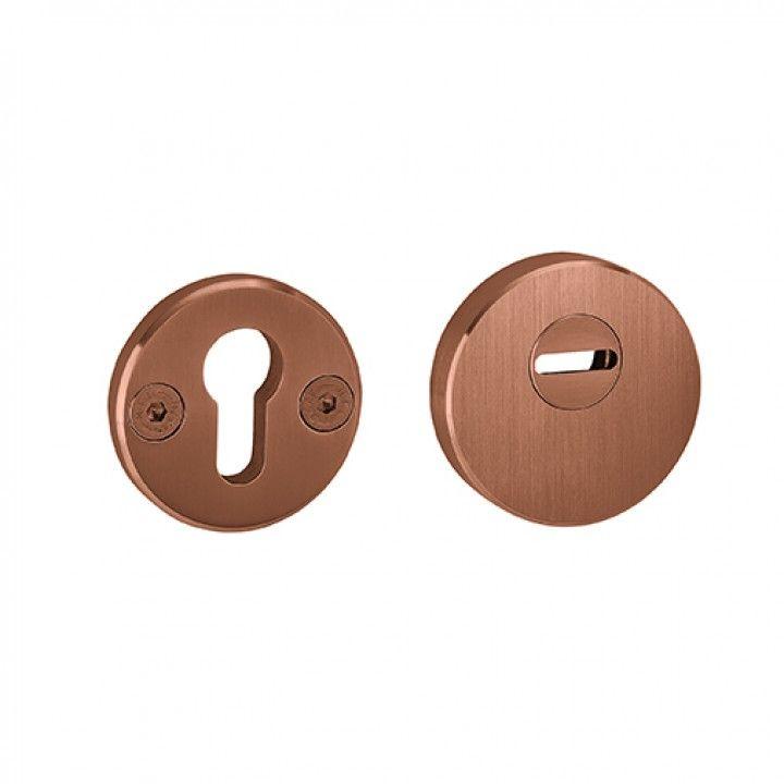 Escudete de segurança - Titanium Copper