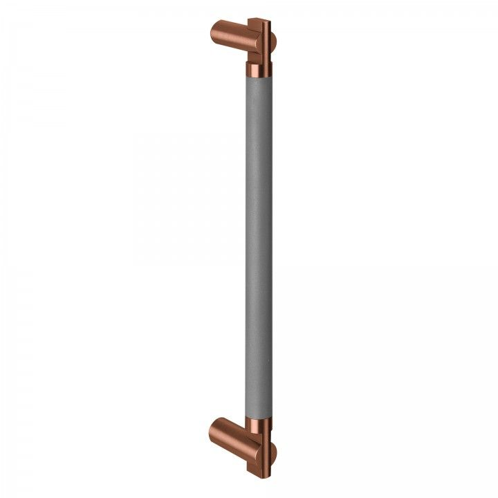 Pull handle - 300mm - Titanium Copper