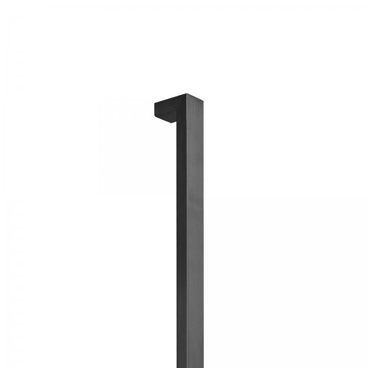 """Asa de porta - 600mm - """"Titanium Black"""""""