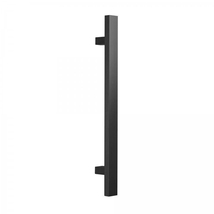 """Asa de porta - 400mm - """"Titanium Black"""""""