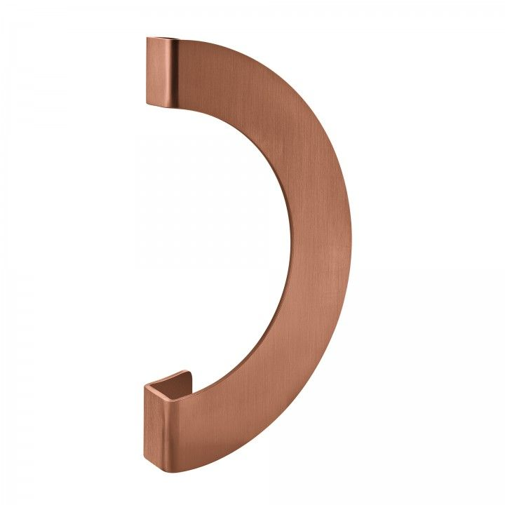 """Asa de porta - 300mm - """"Titanium Copper"""""""