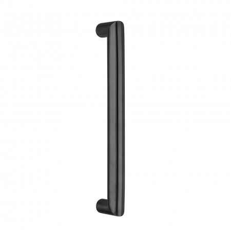 Manillon de puerta - 300mm - Titanium Black