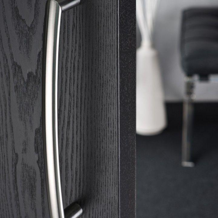 """Asa de porta """"Arco"""" - 300mm"""
