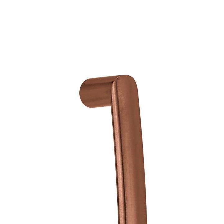 Manillon de puerta Arco - 300mm - Titanium Copper