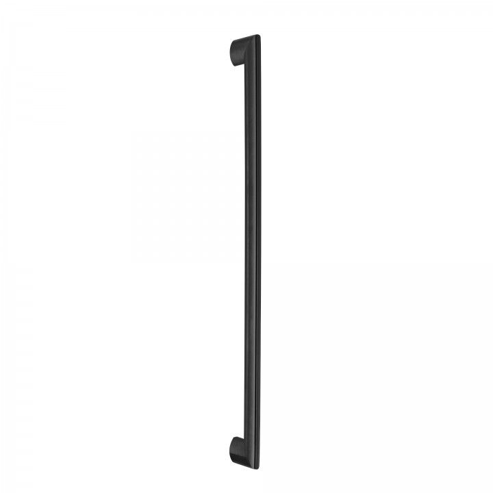 Manillon de puerta - 600mm - Titanium Black