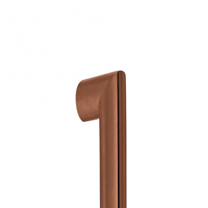 Manillon de puerta - 600mm - Titanium Copper