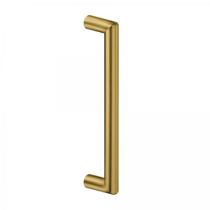 Double door handle - Titanium Gold