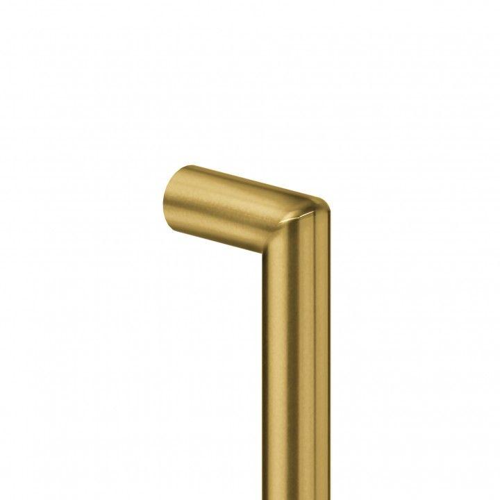 Manillon de puerta - Titanium Gold