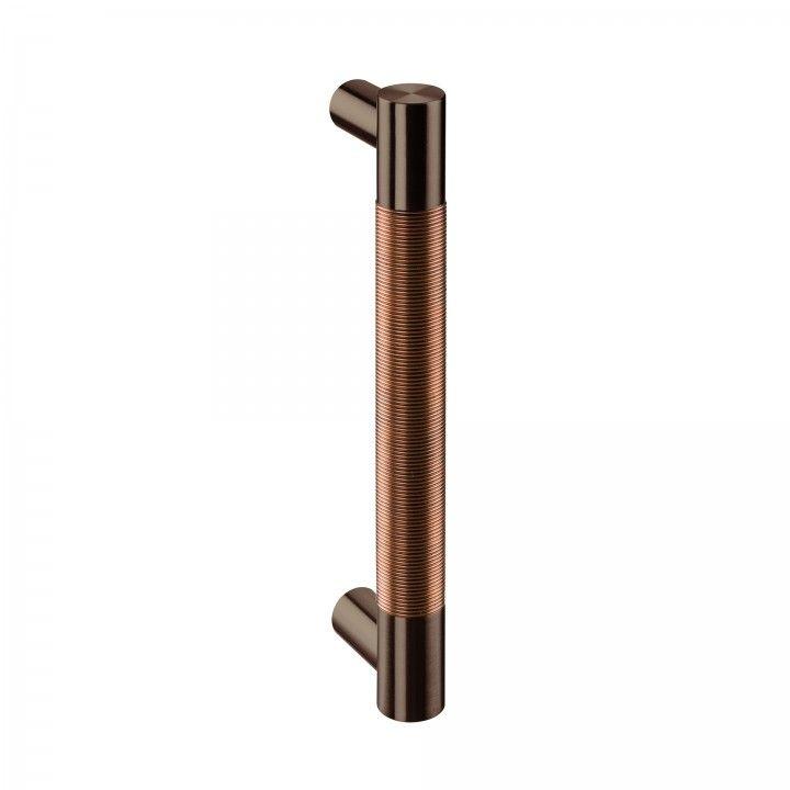 """Asa de porta """"Loft Copper Wire"""" - 250mm - """"Titanium Chocolate"""""""