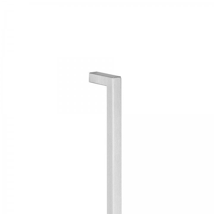 Pull handle Quadro - 16x16mm