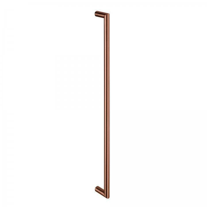 Pull handle - Ø19mm - Titanium Copper