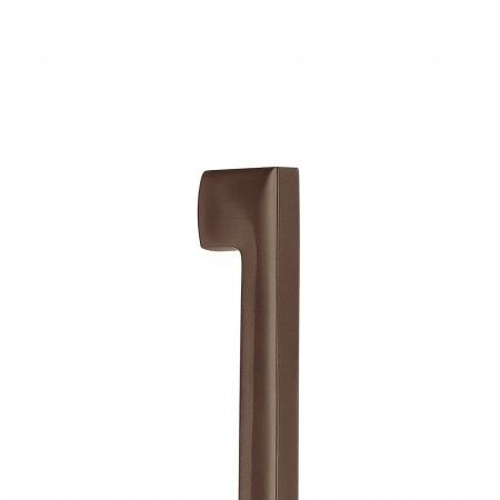 Pull handle Metric - 300mm - Titanium Chocolate