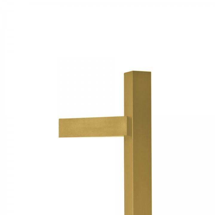 Pull handle- Titanium Gold