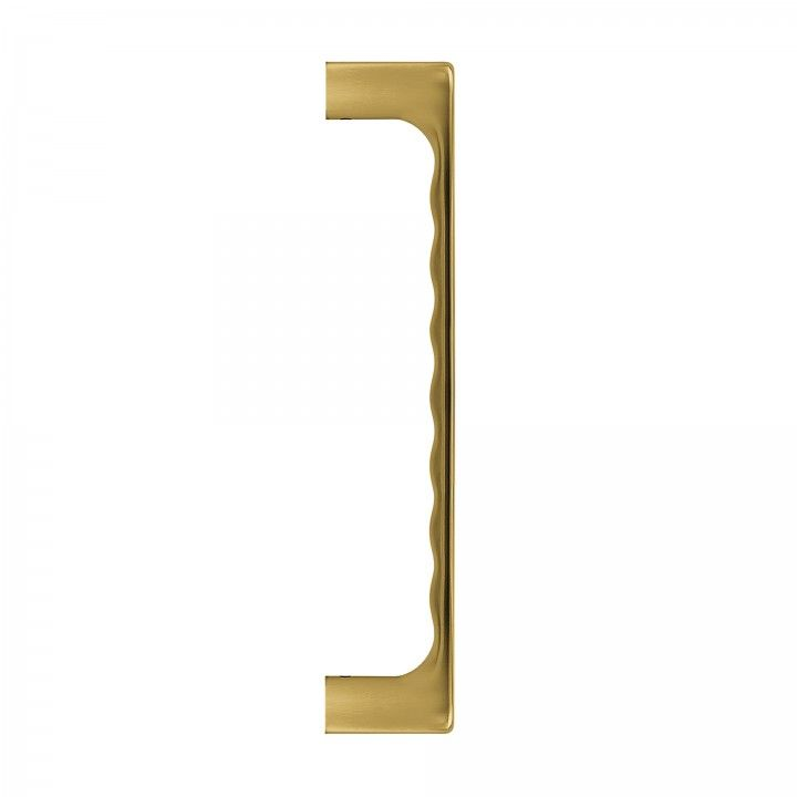 Double door handle  - Titanium Gold