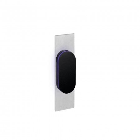 Electronic wall reader