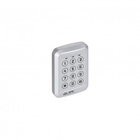 Standalone access control with number key pad - Self programing system
