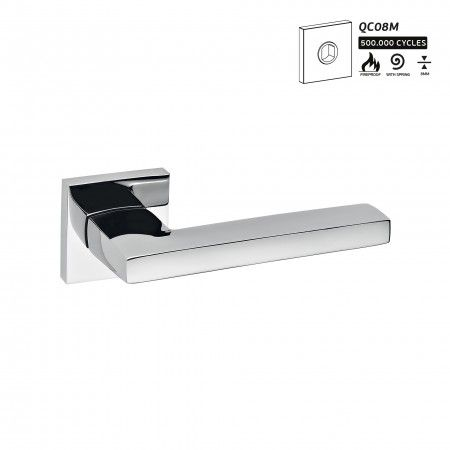 Lever handle Metric - Polished