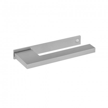 Lever handle with plate - SLIM