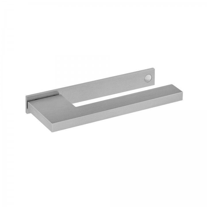 Manilla de puerta con placa - SLIM