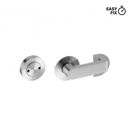 Bathroom latch with indicator - Easy Fix