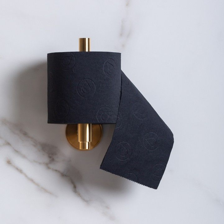 Paper holder Stout WC - Polished