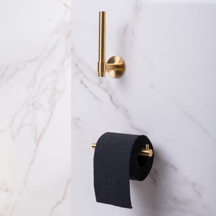 Paper holder Stout WC Titanium Black