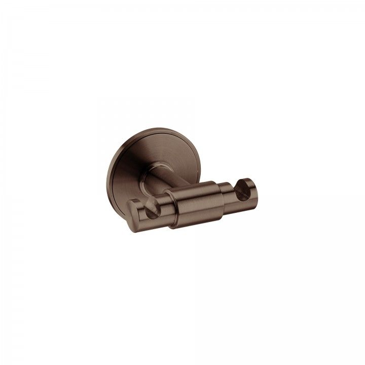 Double hook STOUT WC - Titanium Chocolate