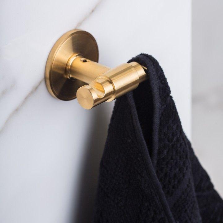 Double hook STOUT WC - Titanium Copper