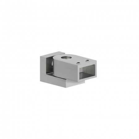 Wall fixing adjustable tube support (10x20mm)